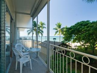 Ocean View at  Beachfront Waikiki Shore Condo - Honolulu vacation rentals