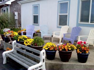 Oceanviews & Fido too @ Pats Beach House - Rockaway Beach vacation rentals