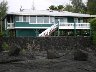 Ocean Front Home on The Big Island - Keaau vacation rentals