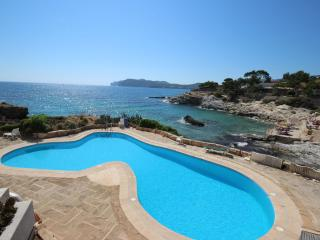 Fabulous 2 bedroom seas edge apartment - Santa Ponsa vacation rentals