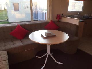 Y77 8 Berth Caravan Clacton on Sea Martello Beach - Clacton-on-Sea vacation rentals