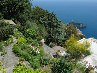 Brezza di Mare with large terace and sea view - Conca dei Marini vacation rentals
