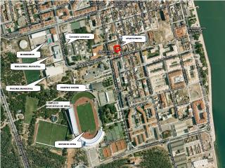 ApartamentoT0+1-R/Chão+Garagem - Vila Real de Santo Antonio vacation rentals