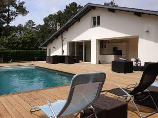 Seignosse villa with heated swimming pool - Seignosse vacation rentals