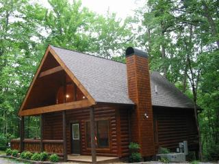 Luxury Private Log Cabin Right Outside-GSMNP! - Sevierville vacation rentals