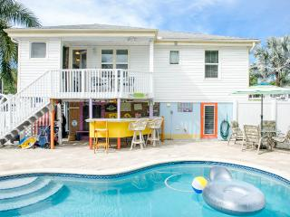THE PARADISE COTTAGE-  rated excellent by guests!! - Fort Myers Beach vacation rentals