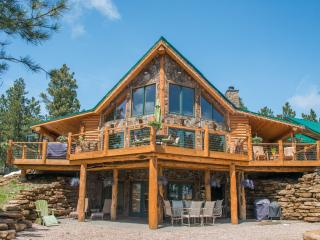 Beautiful new cabin with rustic charm of t - Nemo vacation rentals