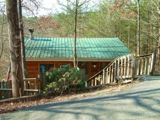 Apple Jack Cabin   1Br  1 mile from Pigeon Forge - Pigeon Forge vacation rentals