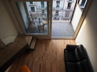 Sleep & Stay Luxury apartment with terrace Rambla - Girona vacation rentals
