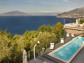 Villa Giada Luxury Sea view and Private Pool! - Sorrento vacation rentals