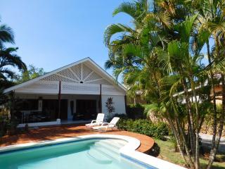 Oasis tropical à 50 m de la plage de Ballenas - Las Terrenas vacation rentals