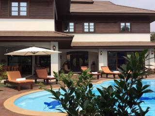 Spectacular 7 bedroom luxury villa with private swimming pool. - Chiang Mai vacation rentals
