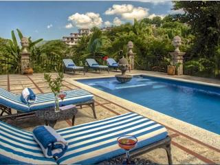 4-6 BR HACIENDA, STEPS TO BEACH, HEATED POOL - Puerto Vallarta vacation rentals