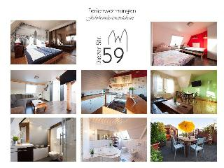 Beautiful 3 Room Roof terrace Apartment 6 Sleeps - Limburg vacation rentals