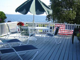 Ocean Point, Maine Cottage Weekly Rental - East Boothbay vacation rentals