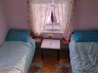 Comfort room -B- for 2 in Fishermens Guesthouse - Svolvaer vacation rentals
