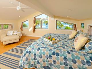 Paia Beach Luxury Home, 10 steps White Sandy Beach - Paia vacation rentals