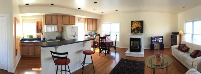 2 bedroom 2.5 bath furnished house in Kentland - Gaithersburg vacation rentals