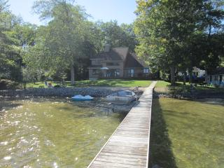 Beachfront!  Northern Michigan's Premier Lake! - Traverse City vacation rentals
