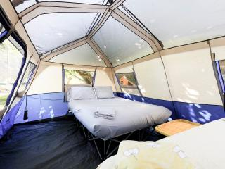 Tents under fruit trees near everglades - Homestead vacation rentals
