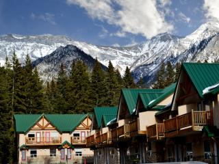 Beautiful Mountain Escape! Pool, Sauna #2 - Canmore vacation rentals