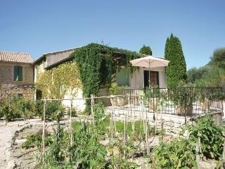 1 bedroom House with Short Breaks Allowed in Vacqueyras - Vacqueyras vacation rentals