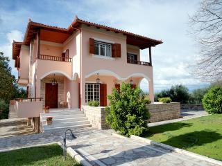 Stylish Greek Villa family-friendly - Kiparissia vacation rentals