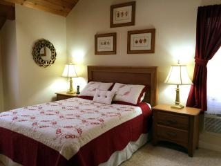 Private Queen Suite, Kitchenette, Sky Lit Bath - Bethlehem vacation rentals