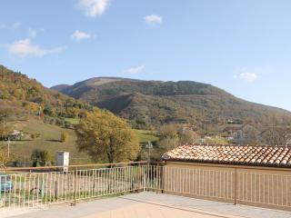 Villa Costanzi: Studio w/ terrace and view on the Cucco! - Sigillo vacation rentals