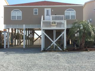 Lovely oceanside home on America's #1 family beach - Supply vacation rentals