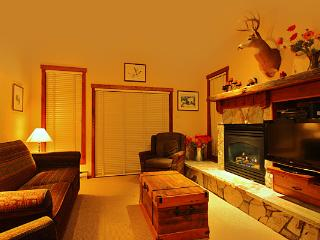 Fernie Snow Creek Lodge 2 Bedroom Condo in Prime Location! - Fernie vacation rentals