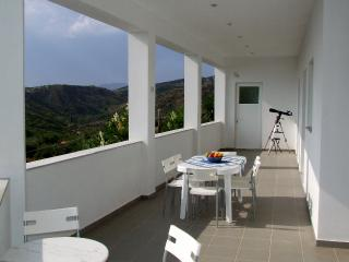 Country Villa Apartment overlooking the Ionian Sea - Zakharo vacation rentals