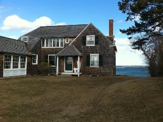 Oceanfront Shingle Style - Bailey Island vacation rentals