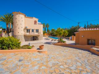 Villa Cronos -  Close to sandy beach with private pool. - Calpe vacation rentals