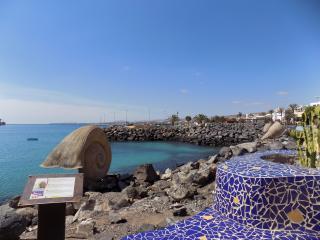 Flat with sea view in Fuerteventura - Puerto del Rosario vacation rentals