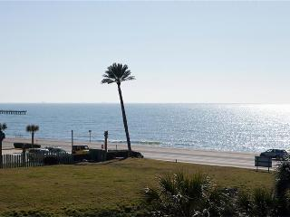 Romantic Gulf View Luxury Resort Condo 3 Pools 318 - Galveston vacation rentals