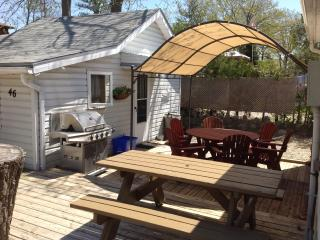 Cozy one Bedroom Cottage Close to the Beach! - Grand Bend vacation rentals
