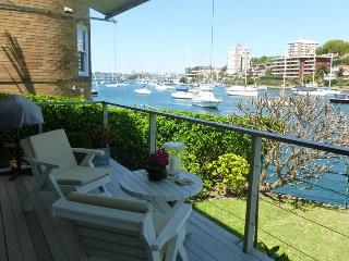 NS181 - Waterfront Fully Furnished 1 BR Apartment - North Sydney vacation rentals