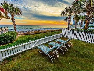Surfin'Sea: 5 Bdrm, Beach Front, Private Pool - Miramar Beach vacation rentals