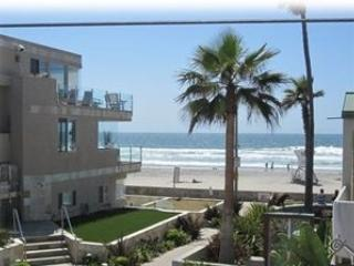 Mission Beach Best Location! One House from Ocean. - La Jolla vacation rentals