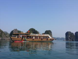 Cat Ba island love with Wooden Boat excursions..! - Cat Ba vacation rentals