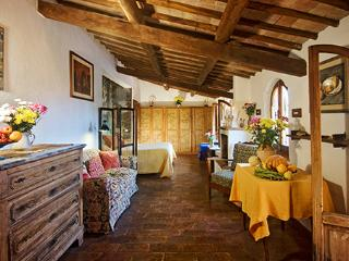 Cosy apartment with spacious veranda - Bolsena vacation rentals