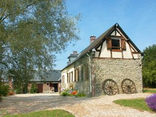 Le Gaillon, Peaceful cottage with beautiful views - Forges-les-Eaux vacation rentals