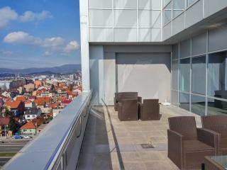 Appartment cityview Momento Zagreb, free parking - Zagreb vacation rentals