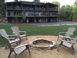 Riverfront 3BR + Bunk Condo, Dock, Walk to Downtown - Whitefish vacation rentals