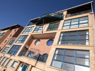 Stunning Waterfront Apartment With Great Views - Newcastle upon Tyne vacation rentals