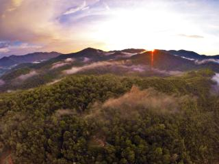 Smawlie - A secluded peaceful mountain retreat! - Lake Nantahala vacation rentals