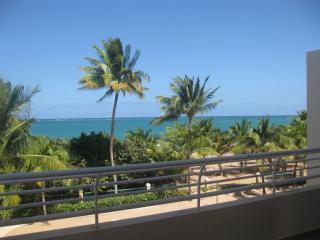 Beach front apartment in front beach condo - Rio Grande vacation rentals