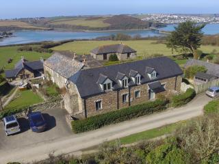 Luxury Padstow Barn Conversion with sea views - Padstow vacation rentals