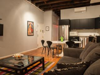 BIG 6 Bedroom, 3 Bath Flatiron Chelsea Duplex Loft - New York City vacation rentals